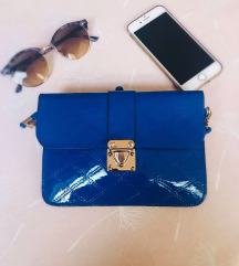 Royal blue torba