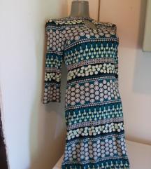 O sarena haljina