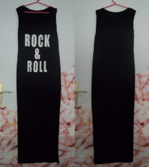 ❤️ Dugacka haljina Rock&Roll ❤️