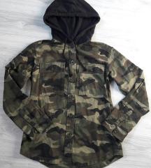H&M military jaknica