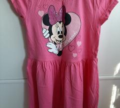 Mini haljinica za devojčice vel 122/128