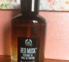 Red Musk oil