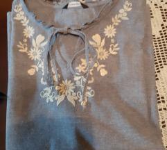 Zwnske bluze od pamuka i svile