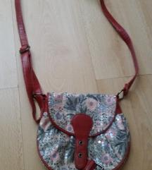 TOTALNA RASPRODAJA Šarena sjajna torbica,Deichmann