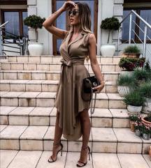 Camel haljina