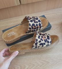 Nove papuče animal