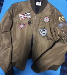 Bomber zenska jakna