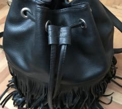Crni ranac/torba sa resama SALE 650rsd