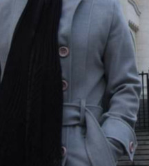 Sivi kaputic