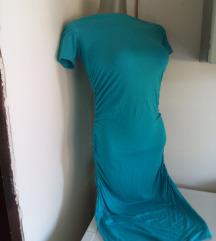 Heine tirkizna haljina 34/S