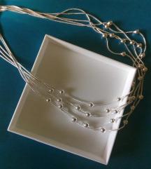 Ogrlica zig 925