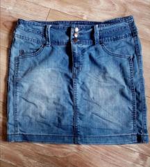 2 teksas suknje za 500