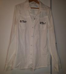 Bela košulja sa kristalima Tally Weijl