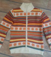 novogodišnji džemper TCM nov