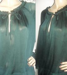 H&M Conscious, smaragdna bluza!!