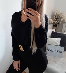 Vero moda crna kosulja/tunika 🥰