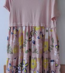 Nova roze haljina 3XL