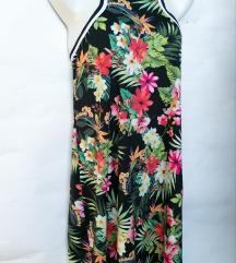 CALZEDONIA letnja haljina mokra likra, kao nova
