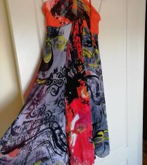 Letnja midi haljina