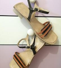 Rosy Peluso sandale (vero cuoio made in Italy)