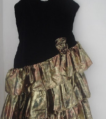 Vintage 80s dress 40