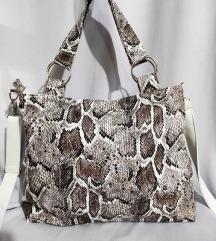 Nova torba zmijski print