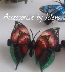 Leptir šnala za kosu
