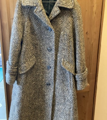 Šareni vuneni kaput