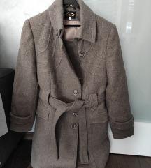 Fantastičan vuneni zimski kaput NOVO,PTT gratis