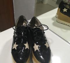 Cipele na platformu-SNIZENO