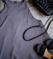 New Yorker siva leprsava majica-kosulja