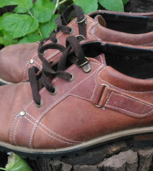 Vintage Cipele br. 37 od prirodne debele koze