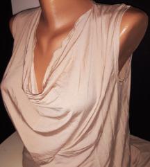 Click Fashion elegantna majica sa naborima
