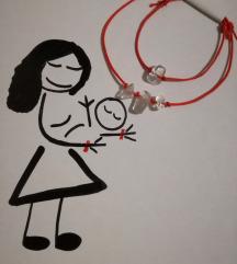 Srecne narukvice za mamu i bebu