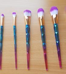 7 četkica za šminkanje