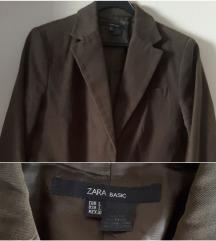%%3.700-Zara Basic pamučni sako, original