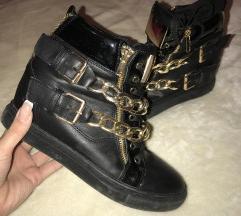 Cipele sa skrivenom petom