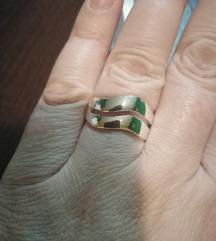 Srebrni prsten,novo