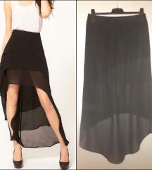 OVIESSE asimetrična suknja