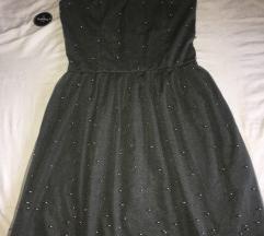 Nova siva top haljina