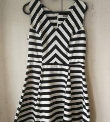 ORSAY prugasta haljina