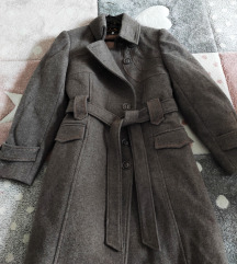 Fantastičan vuneni kaput NOVO,PTT gratis