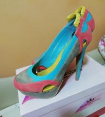 Cipele na visoku štiklu