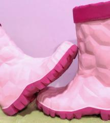 H&M gumene čizme sa vunom br 29