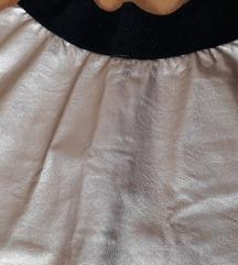 Rosegold suknja