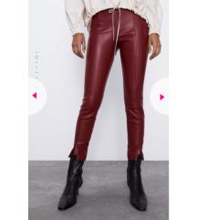 Nove Zara kozne biker pantalone
