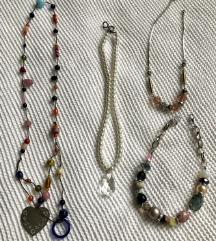 4 sjajne ogrlice