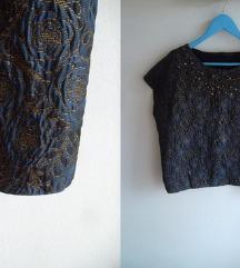 Zara oversized bluza