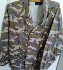 New Yorker oversize jakna