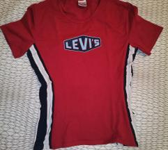 Levi's crvena majica